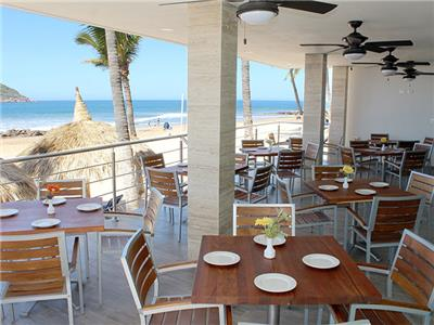 Restaurant Pacífica View,