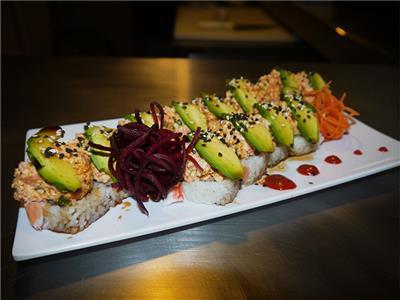 Restaurante Sushi Market