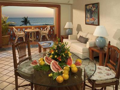 Suite de Lujo Vista al Mar,