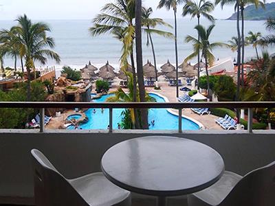 Maya Suite - Balcón