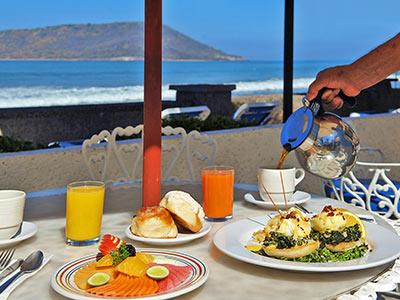 Papagayo Ocean Front Restaurant & Cantina