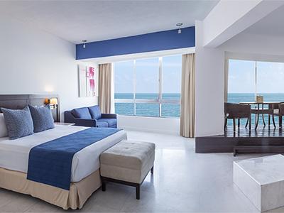 Suite Premier Romance Jacuzzi Vista al Mar