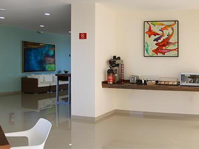 Instalaciones - Barra de Café