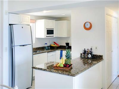 One Bedroom Suite - Kitchen