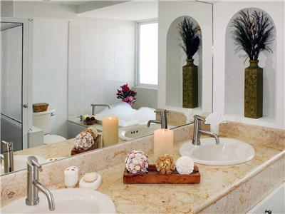 Two Bedroom Suite - Bathroom