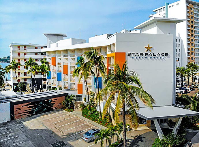 Star Palace Beach Hotel