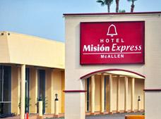 Misión Express McAllen