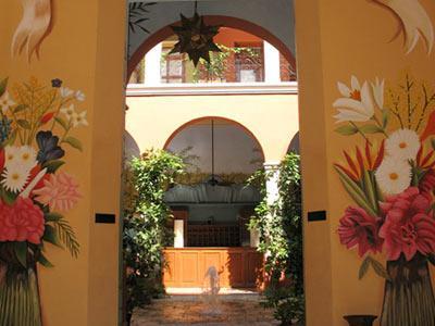 Entrance Detail