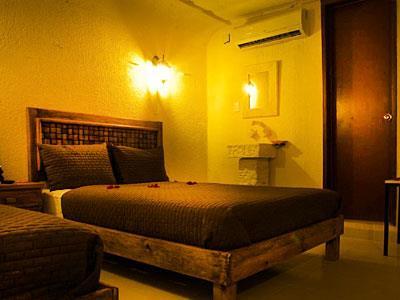 Casa temazcal hotel and spa informaci n del hotel julio for Habitacion familiar merida