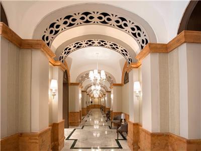 Corridor - Business center