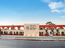 Hotel Hacienda Inn Aeropuerto