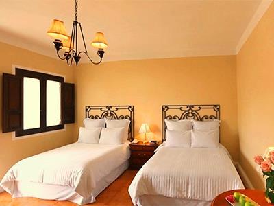 Habitación Estándar con dos camas