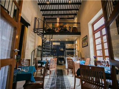 Choj Gastronomic Gallery Restaurant