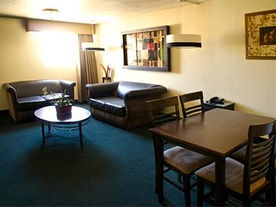 Junior Suite - Estancia