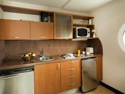 Junior Suite - Kitchenette