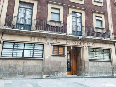 Photos and pictures of hotel hotel amigo z calo - Zocalo exterior ...