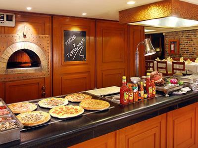 Condimento - Horno de Pizzas
