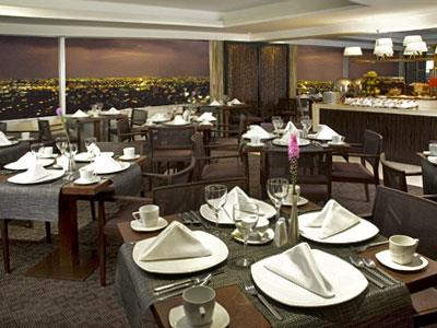 Hyatt Regency Club- Comedor