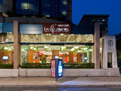 Restaurante Los Canarios - Exterior
