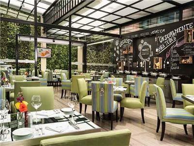Restaurante Market Gourmet Café