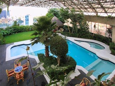 Fotograf as del hotel sevilla palace for Piscina ciudad jardin sevilla