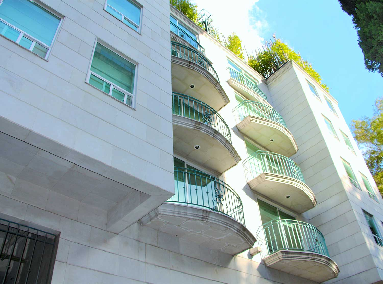 Fachada_t Residence L' Heritage Hipólito Taine by BlueBay