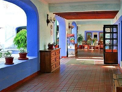 Fotograf as del hotel villas arqueol gicas teotihuac n for Jardin de fiestas villa lili texcoco