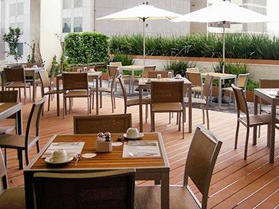 Restaurante Sky Garden