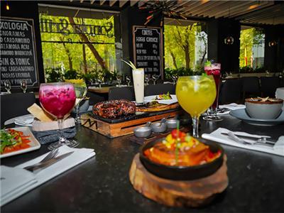Sonora Grill Restaurant Barcelo Mexico Reforma