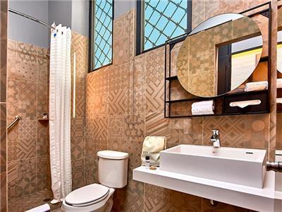 Habitación Sencilla - Baño