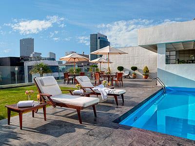Hotel royal reforma ciudad de m xico ofertas y promociones for Piscina 3 re