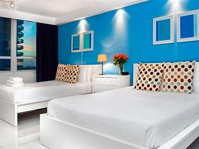 Suite con Vista a la Bahía