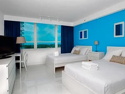 Suite con Vista al Mar