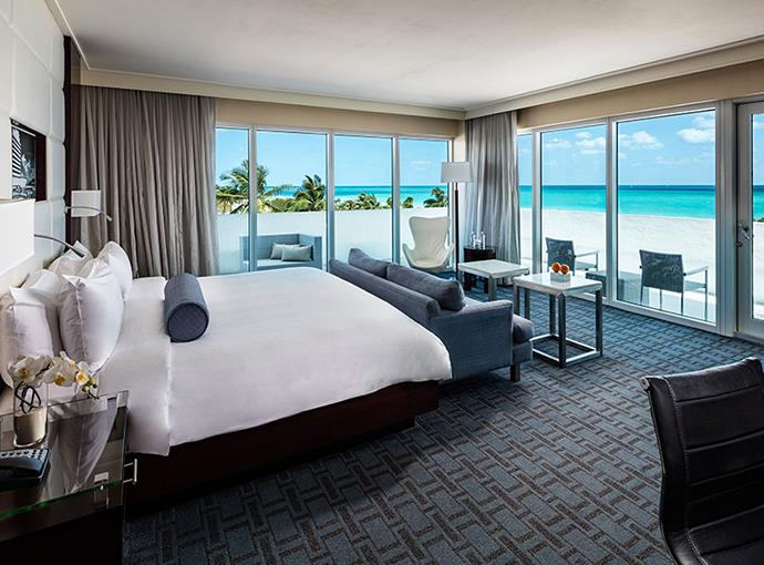 Legendary Suite - King Bed Ocean View