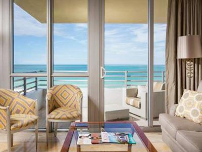 Photos and pictures of hotel Hilton Bentley Miami South Beach