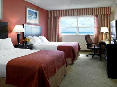 Two Double Beds Ocean Front Non Smoking