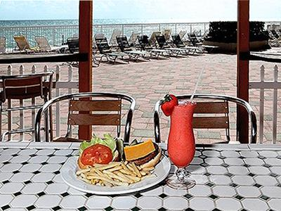 Marco Polo Bar and Poolside Grill Restaurant