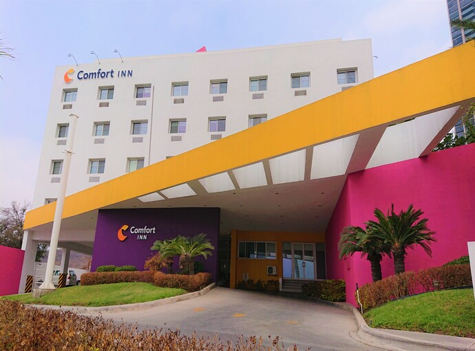 Comfort Inn Monterrey