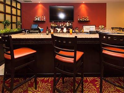 The Courtyard Lobby Bar
