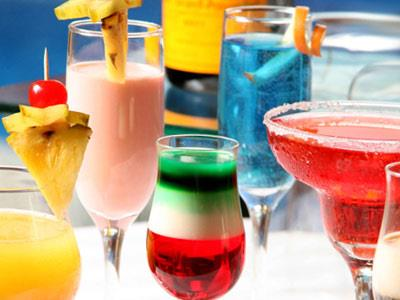 Lobby Bar - Cocteles
