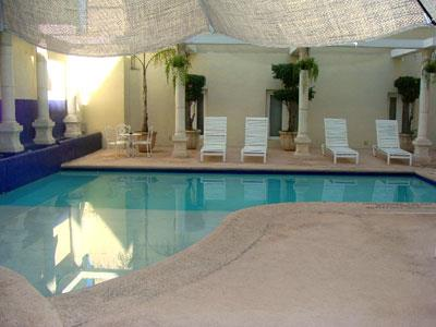 Fotograf as del hotel gran hotel ancira - Hoteles en leon con piscina ...