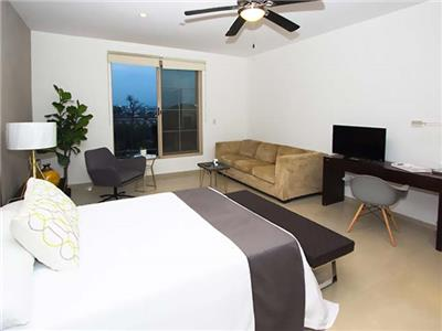 Single Room 1 Double bed