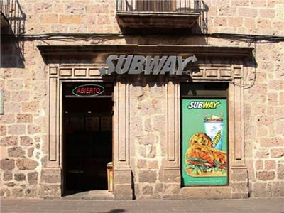 Restaurante Subway