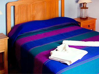 Hotel del callej n hotel en morelia michoacan for Una cama matrimonial