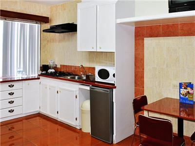 Superior with Kitchenette
