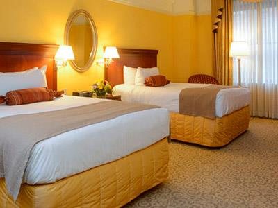 Two Double Beds Deluxe Room