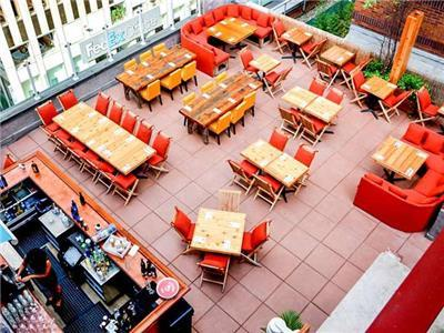 Haven Rooftop Bar