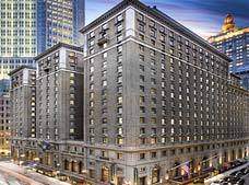 Hotel The Roosevelt Hotel New York City