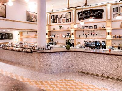 Restaurante Caffe Marchio