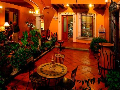 Fotograf As Del Hotel Hotel Boutique Parador San Miguel Oaxaca